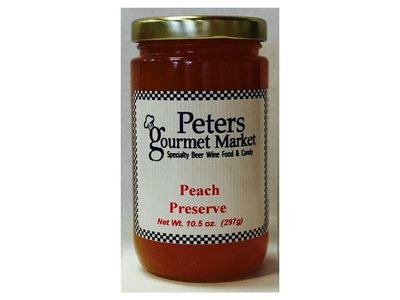 Peters Peach Preserves