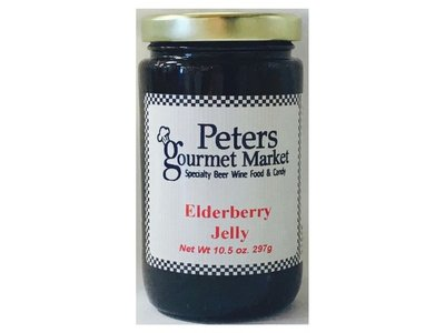 Peters Peters Elderberry Jelly 10.5 oz