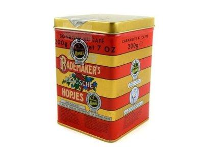 Rademakers Rademaker Coffee Hopjes Tin
