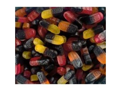 Red Band Red Band Licorice Fruit Duos 2.2 Lbs