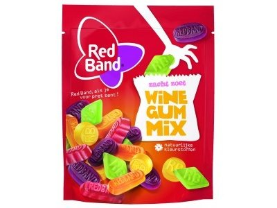 Red Band Red Band Winegum Mix 8.9 Oz bag (255g)
