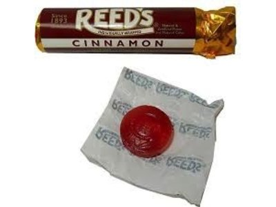 Reeds Reeds Cinnamon Candy Roll 1 OZ