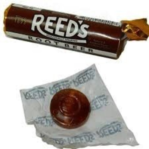 Reeds Reeds Root Beer Candy 1 oz Roll