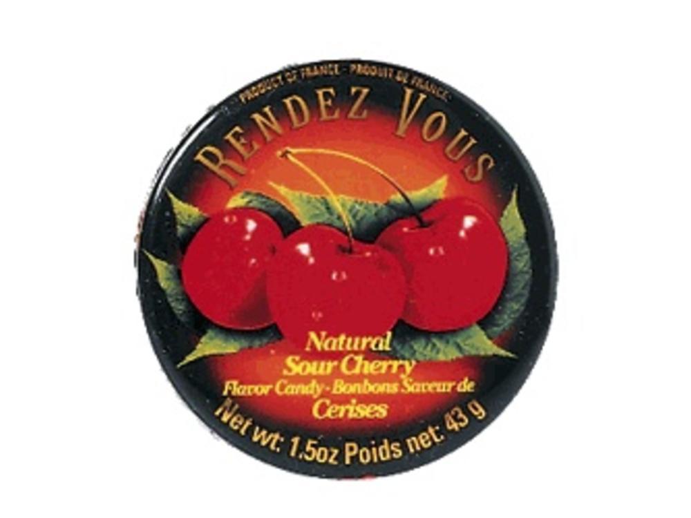 Rendez Vous Rendez Vous Cherry Candy 1.5 Oz Tin