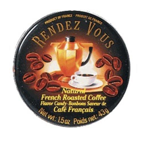 Rendez Vous Rendez Vous Coffee Candy 1.5 Oz Tin