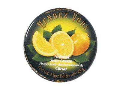 Rendez Vous Rendez Vous Lemon Candy 1.5oz Tin 12/cs