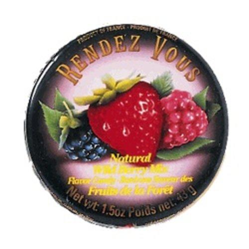 Rendez Vous Rendez Vous Wild Berry Candy 1.5 Oz Tin
