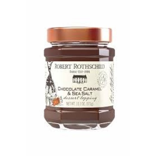 Rothschild Rothchild Chocolate Caramel & SeaSalt Dessert Topping 13.1 oz
