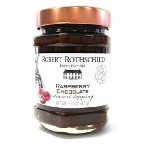 Rothschild Rothchild Raspberry Chocolate Dessert Topping 13.1 oz