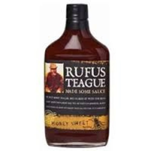 Rufus Teague Rufus Teague Sweet Honey BBQ Sauce