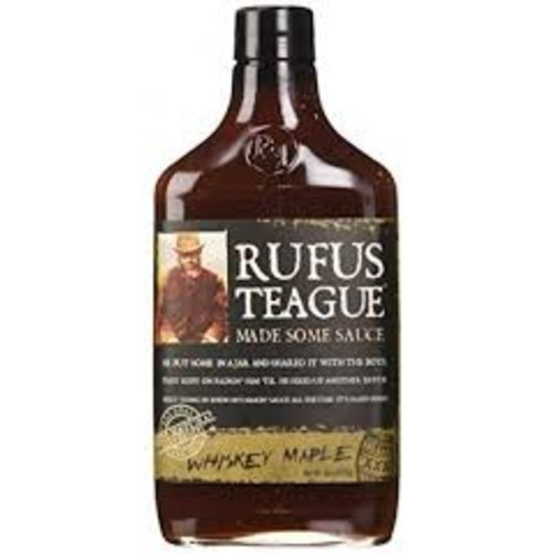 Rufus Teague Rufus Teague Whiskey Maple BBQ Sauce