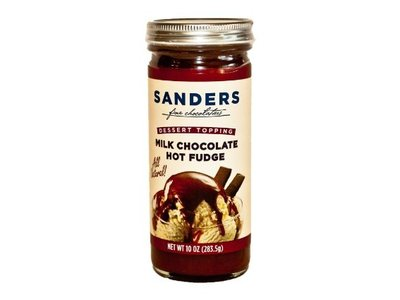 Sanders Sanders Milk Chocolate Fudge Topping