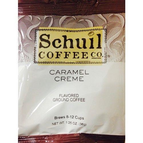 Schuil Schuil Coffee Caramel Creme 1.25 Oz Packet
