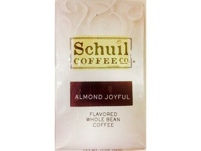 Schuil Schuil Almond Joyful Flavored Coffee 12oz