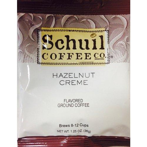 Schuil Schuil Coffee Hazelnut Creme 1.25 Oz Packet