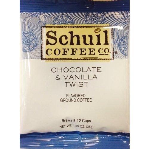 Schuil Schuil Coffee Chocolate Vanilla Twist 1.25 Oz Packet