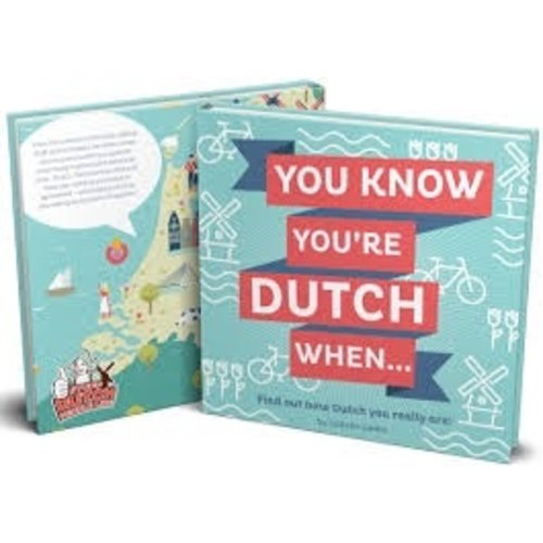 SDPL Stuff Dutch You Know You Are Dutch When - Book