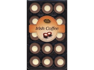 Sier Irish Coffee Chocolate cups 4.4 oz