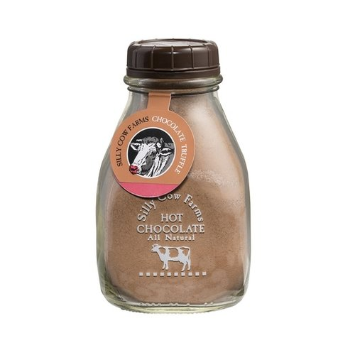 Silly Cow Silly Cow Chocolate Chocolate Cocoa Mix Jar 16.9 Oz