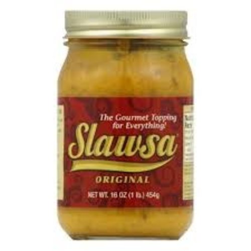 Slawsa Slawsa Topping Gourmet Original