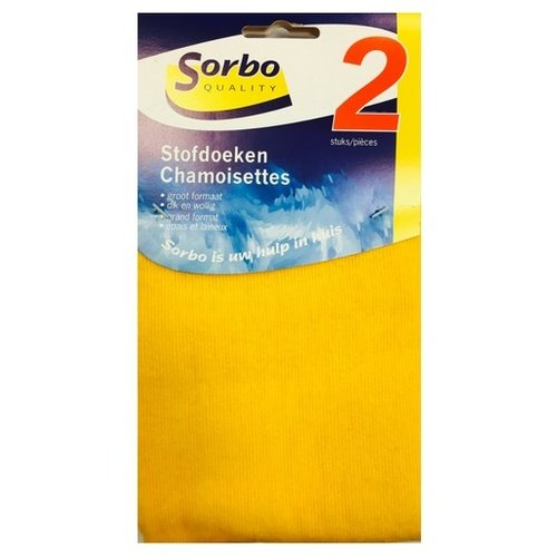 Sorbo Sorbo Dust Cloth 2 pack