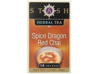 Stash Stash Decaf Chai Red Spice Tea 18 ct