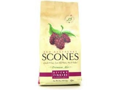 Sticky Fingers Bakery Raspberry Scone Mix