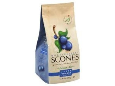 Sticky Fingers Bakery Sfb Wild Blueberry Scone Mix