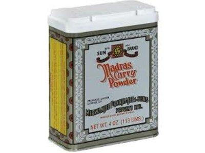 Sun Brand Sun Brand Curry Powder 4oz Can