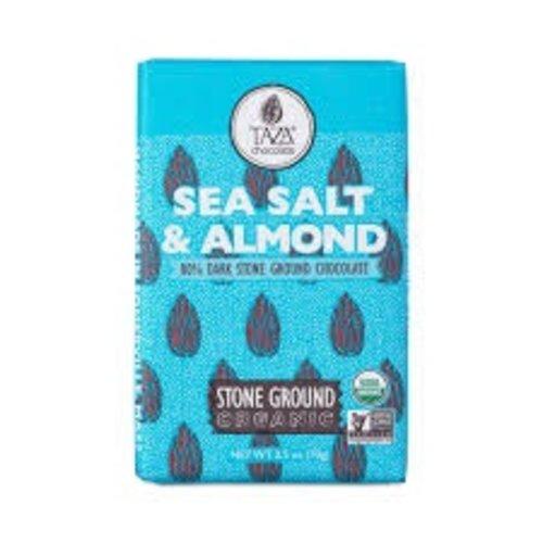 Taza Chocolate Amaze Salted Almond