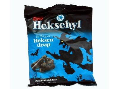 Toms Toms Heksehyl Salty Licorice Logs 11 oz bag