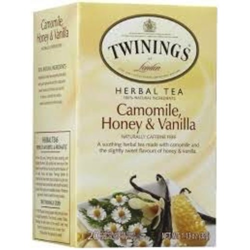 Twinings Twinings Camomile Honey & Vanilla Tea