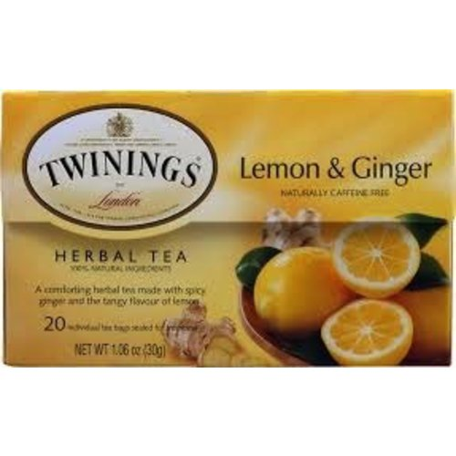 Twinings Twinings Lemon & Ginger Tea