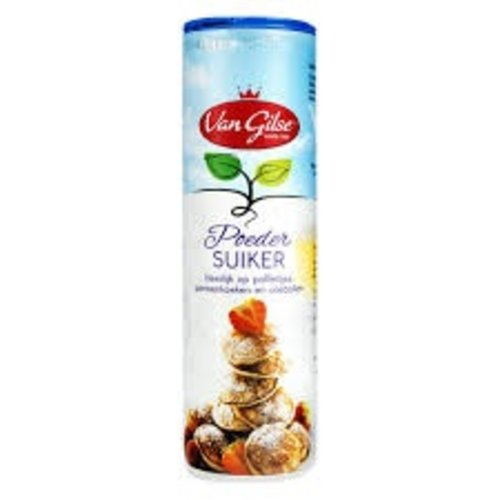 Van Gilse Van Gilse Powdered Sugar shaker 8.8 oz