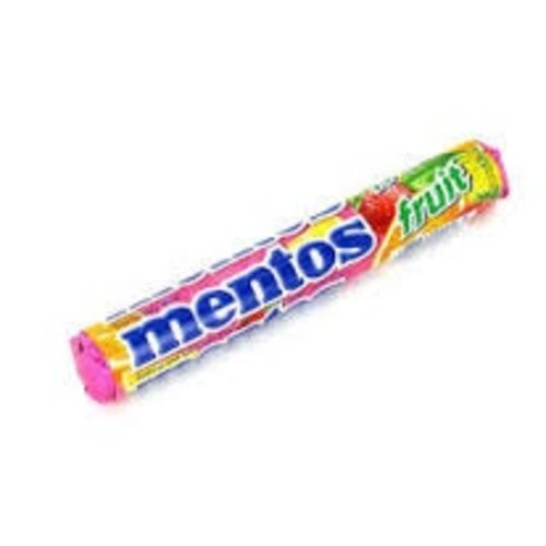 Van Melle Mentos Mixed Fruit Roll