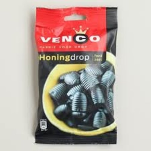 Venco Venco Honey Licorice 5.3 oz Bag - 142g
