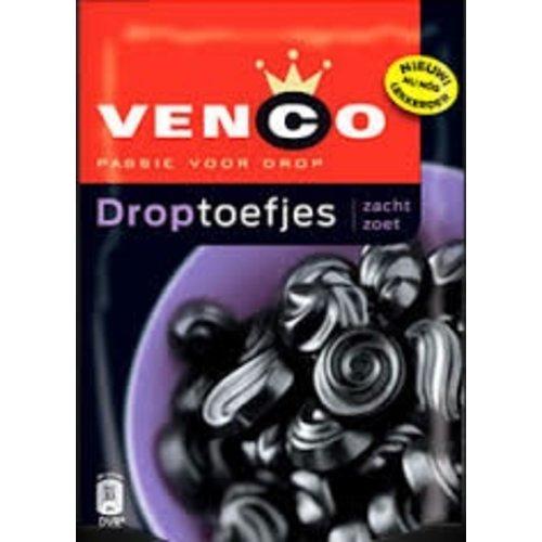 Venco Venco Droptoefjes Soft & Sweet 9.3 oz Bag - 256g