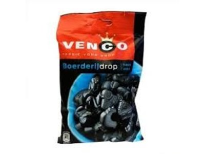 Venco Venco Licorice Boerderij Farm Shape 162g bag
