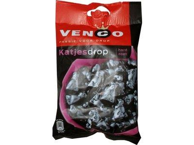 Venco Venco Licorice Cats 5.5 oz bag