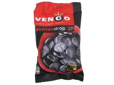 Venco Venco Licorice Coins 157g Bag