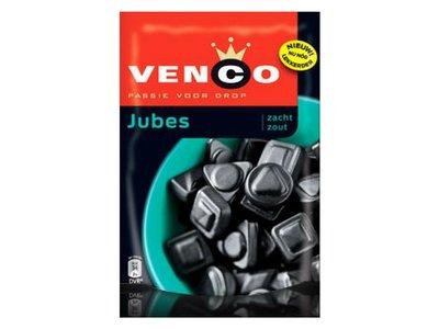 Venco Venco Licorice Jubes Soft Salt 9.3 oz bag 265g