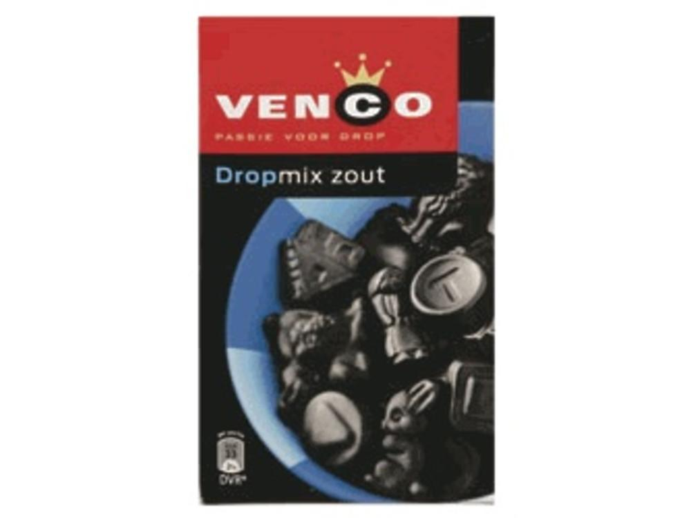 Venco Venco Salty Licorice Mix Blue 17.6 Oz Box - 500g
