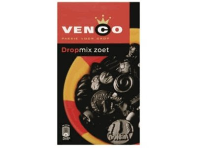Venco Venco Sweet Mixed Licorice Red 17.6 Oz Box - 500g