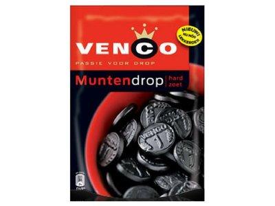 Venco Venco Licorice Coins 9.3 oz Stand Up Bag - 264g