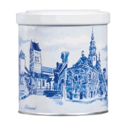 Wilhelmina Wilhelmina Peppermint Delft Tin 17.5 oz