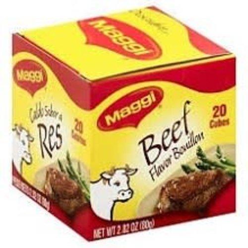 Maggi Maggi Beef Cubes 20 ct Box