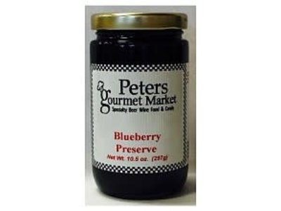 Peters Blueberry Preserve 10.5 oz jar