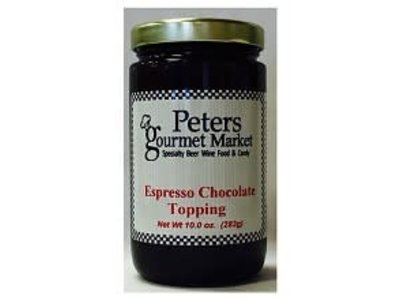 Peters Peters Espresso Chocolate Topping 10 oz