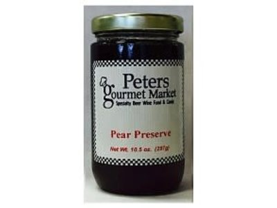 Peters Pear Preserves 10.5 oz jar