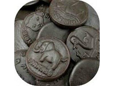 Haribo Haribo Licorice Medallions 8 oz tub